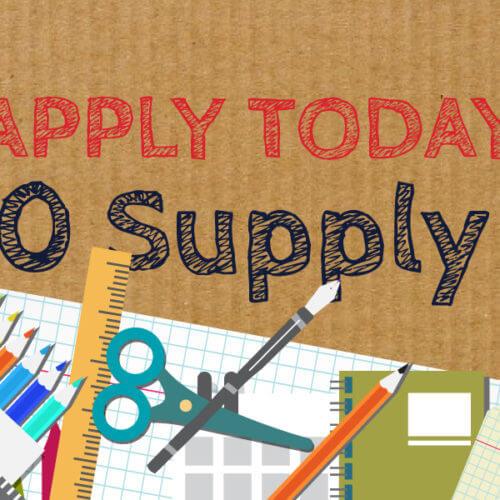 The Kids In Need Foundation Announces New Teacher Supply Box Program