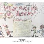 Justin Deberry: 2nd grade, Parkside Elementary (Coral Springs, FL)