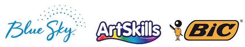 BlueSky | ArtSkills | BIC